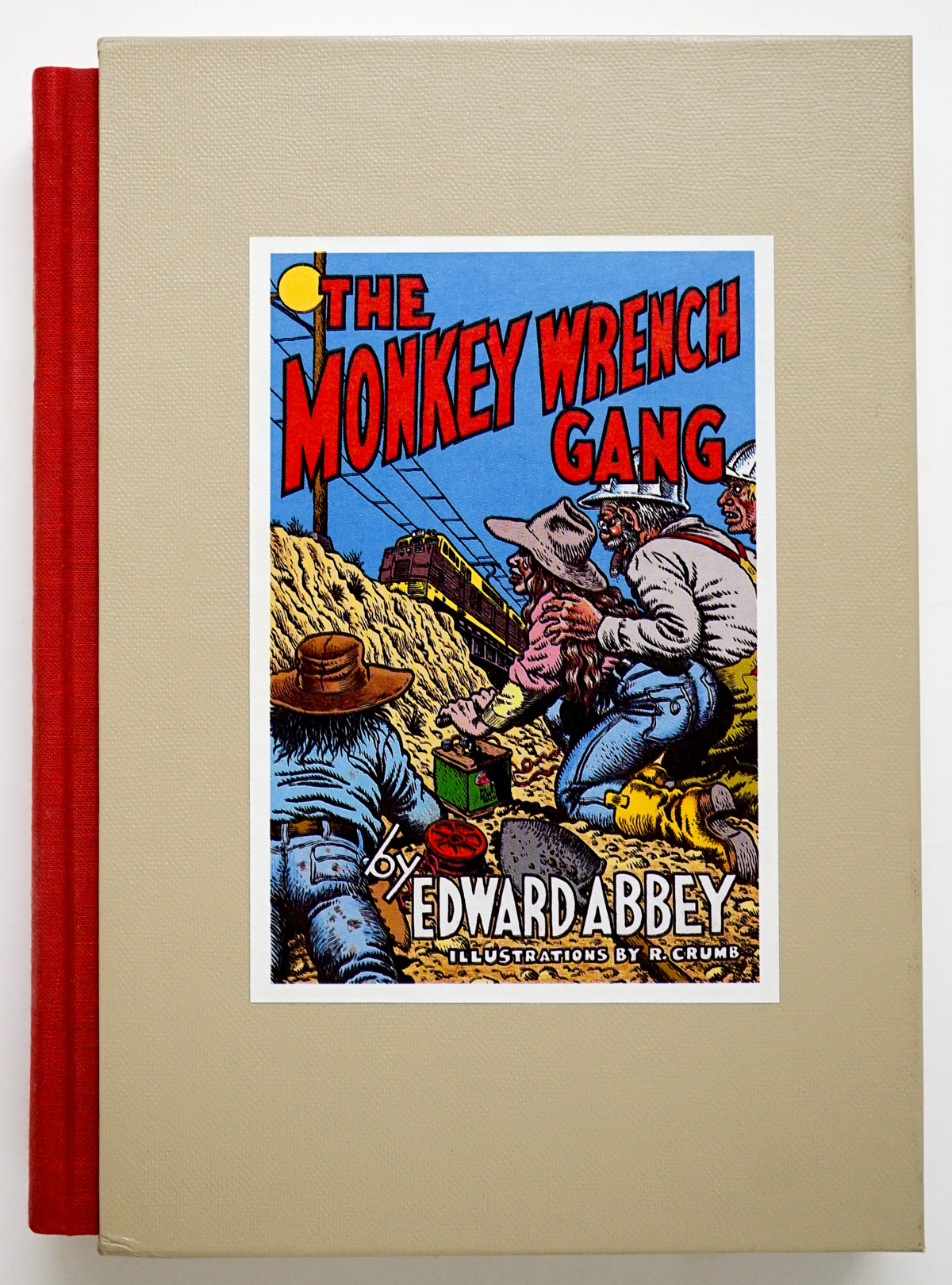 The Monkey Wrench Gang by Abbey 1985 LTD