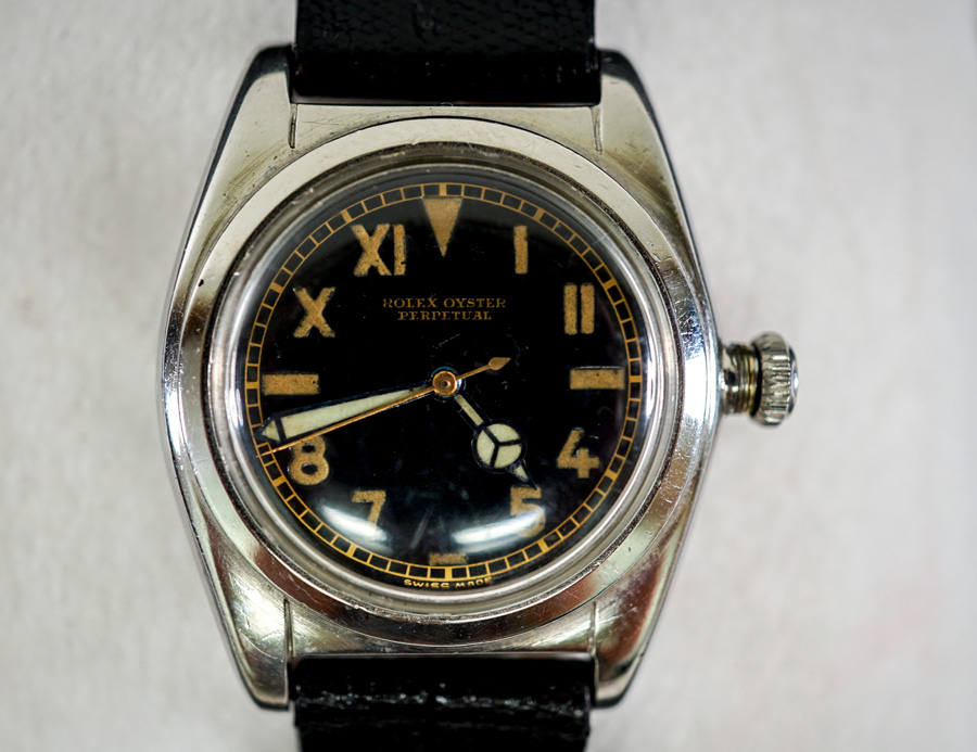 Rolex Vintage 1940's Oyster Perpetual Watch