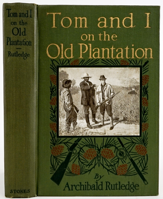 Tom and I on the Old Plantation by Rutledge 1918