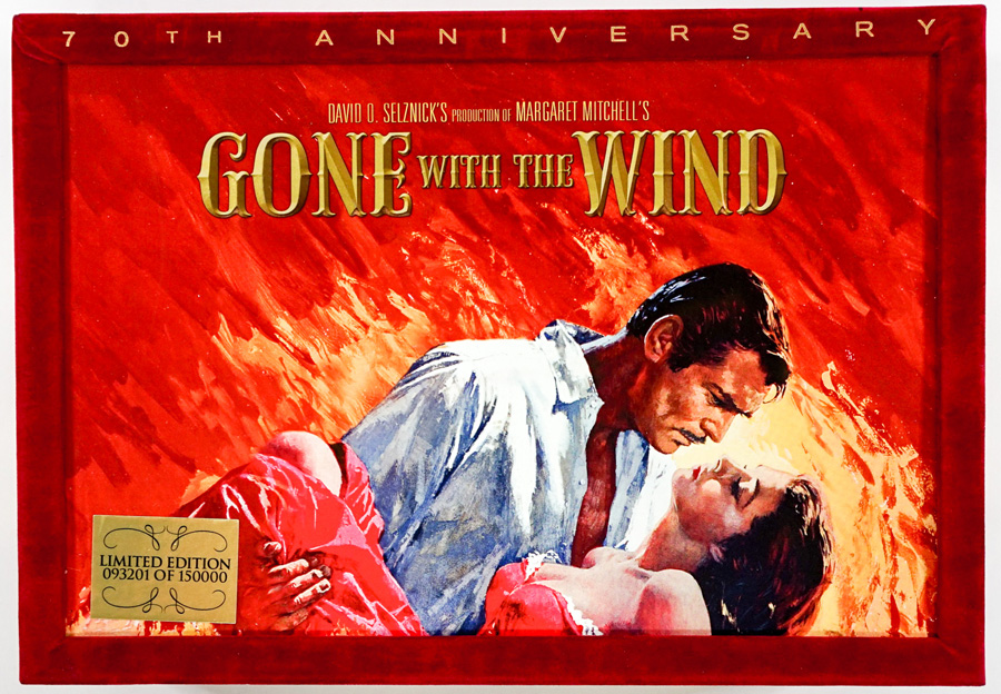 Gone with the Wind DVD Robert Osborne Collection
