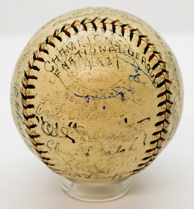 1927 Pittsburgh Pirates Team Signed Baseball