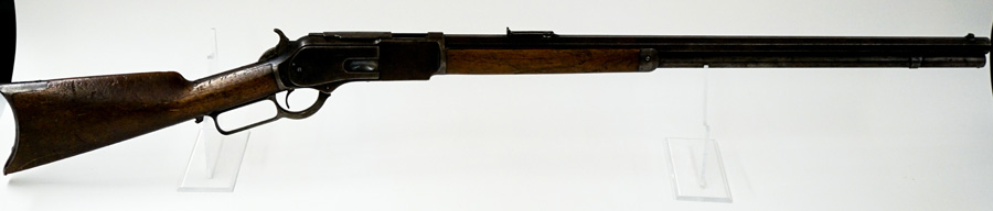 Winchester Model 1876 .45-60 Lever Action Rifle